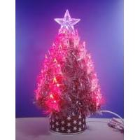 China lead free LED flashing Traditional Christmas tree Decorations for part, home, outdoor wholesale
