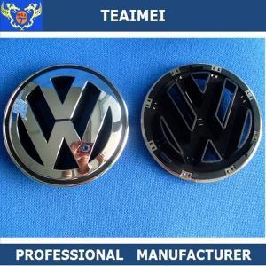China 3D Car Emblem VW Lingyu Passat Car Emblem Chrome Logo  Body Decoration wholesale
