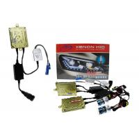 China High Performance Motorcycle Xenon Hid Kit , 55W Hid Xenon Kit H1 H4 Heat Resistant on sale
