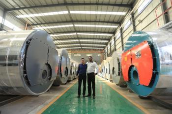 Henan Jinzhen Boiler Co., Ltd.