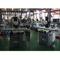 China Dust Cleaner Vertical Spindle Surface Grinder With 470mm Longitude Travel Operation wholesale