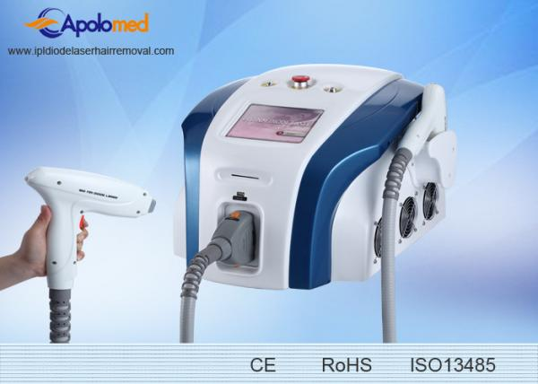 Quality Skin Rejuvenation Laser Hair Removal Home Machine / Painless Laser Hair Removal for sale