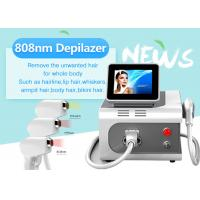 Buy cheap Handle Life 10000000 Shots 808nm Laser 808 Diode Laser hair Removal Machine from wholesalers