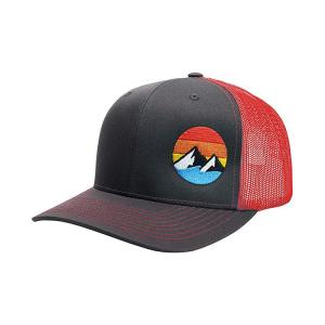 China ODM 8cm Long Curved Brim Trucker Mesh Hat For Adult wholesale
