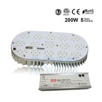 China 200W LED Street Retrofit Kit Up to 27000LM for 600W HID Shoebox Lamp Replacement UL ETL wholesale