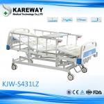 Hospital Care Medline Hospital Bed 4 Cranks With Bedside Cabinet Optional