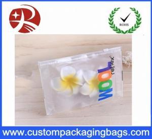 Buy cheap Printed Gravure Printing Pvc Cosmetic Bag Custom Packaging Bags For Underwear from wholesalers
