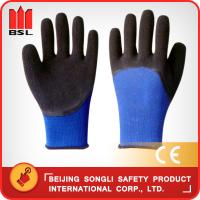 China SLG-RX-G-005 Latex coat working gloves wholesale