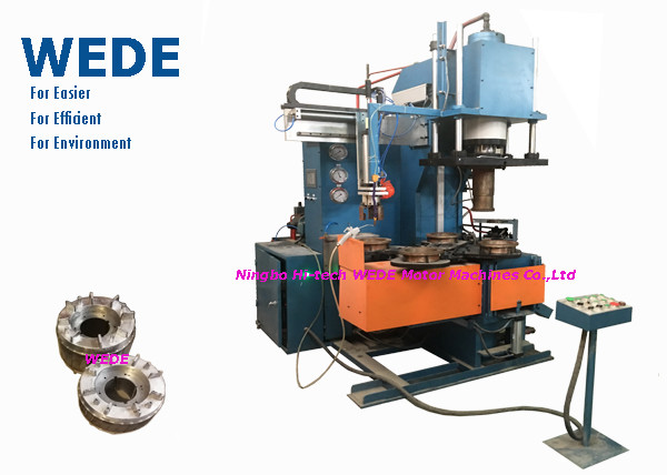 Quality Professional Die Pressure Casting Machine , Automatic Aluminum Casting Machine for sale