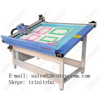China passepartout photo frame flatbed cutter wholesale