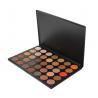 China Wholesale OEM Natural Mineral Makeup 35 Colors Eye Makeup Eyeshadow Palette wholesale
