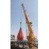 China offshore crane Marine Deck Crane 3T40M Easy Maintenance Low Power Consumption wholesale
