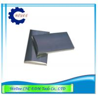 China E010 Electronica EDM Carbide / Tungsten Power Feed Contact EDM Parts 35x19x4.76 on sale