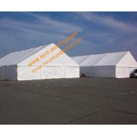 China Temporary Storage Tent Outdoor Warehouse Tents Aluminum Windproof Marquees wholesale
