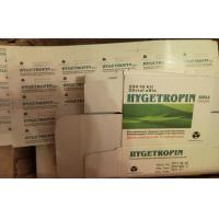 White Lyophilized Powder Somatropin Human Growth Hormone anti aging 100iu / box