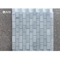 China Polished Rectangular Decorative White carrara Mosaic Tiles For Floor/wall wholesale