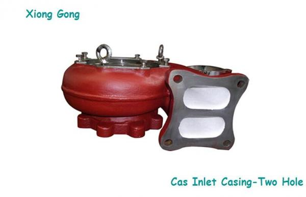 Quality RR series supercharger Turbo Housing Cas Inlet Casing - Two Hole for sale