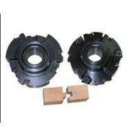 China shaper cutter head Flooring t&g cutter head set special for making wood floors. wholesale