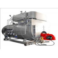China Chemical Industrial Use 5 ton 5000kg Natural Gas fired condensing Steam Boiler Price on sale