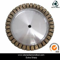 China 150mm diamond aluminum grinding disc/cup grinding wheel for concrete floor wholesale