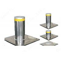 China K4 900 Mm Metal Hydraulic Bollards , Remote Control Cast Iron Bollards on sale