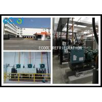 China Custom Steel Structure Cold Room Warehouse For Large Logistics And Distribution Center wholesale