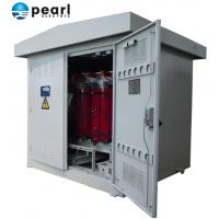 China 11 KV - Class Dry Type Compact Substation Series Dual Power Supply wholesale