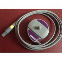 China Edan Cadence Ii Fetal Monitor Transducer US Transducer Probe 4 Pin One Notch wholesale