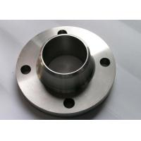 China ASME B16.47 Weld Neck Flanges Stainless Steel Pipe Flange with Long Tapered Hub on sale