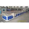 China PVC Trunk Plastic Profile Extrusion Line , PVC Wall Panel Plastic Profile Machinery wholesale