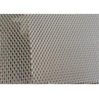 China 0.5mm One Way Privacy Mesh , High Grade One Way Window Screen 2 Meter Long wholesale