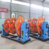 China Armor Diameter 130mm Cable Stranding Machine Steel Tape Armoring Siemens wholesale