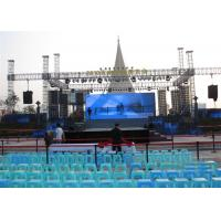 China Aluminum Roof Spoite Triangle Truss System For Concert Promotion Meeting wholesale