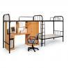 China Metal bunk bed, double bed,school bed,dormitry bed,department bunk bed,school furniture wholesale