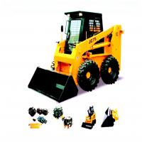 China 75Hp Side Loader Container Truck Heavy Equipment Tire 12 - 16.5 Heavy Duty wholesale