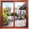 China Thermal Break Residential Aluminium Casement Door Sliding Door With Security Mesh wholesale