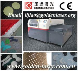 China CNC Laser Cutter Nonwoven Fabric wholesale