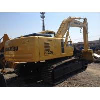 Buy cheap Used Excavator Komatsu PC200-6 from wholesalers
