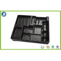 China Black PVC Blister Packaging For Electronic , Thermal Transfer Printing wholesale