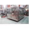 China Low Noise Complete A To Z Plastic Bottle Filling Machine Aqua Water Juice Production wholesale
