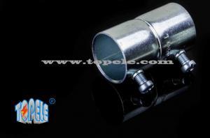 Buy cheap Garnitures en acier de conduit d'EMT, accouplement de vis de réglage de garnitures de tuyau d'EMT from wholesalers