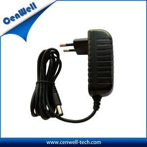 China good quality cenwell eu plug 12v 1.5a ac adapter wholesale