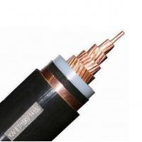 China JHY Cable 8.7/15kV Single Core Copper Wire XLPE Insulated PVC Sheath Medium Voltage Power Cable wholesale