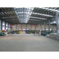China CO2 Gas Shielded Welding Wire Machine Rough Production Line 600KW Power 15 / 25Kg on sale