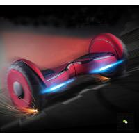 China Two Wheeler Self Balance Scooter Hoverboard Ul2272 With Bluetooth Speaker wholesale