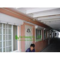 China White Color Aluminum Roller Shutter Window Manufacturer,Electric or Manual Operated wholesale