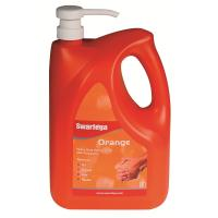 China Swarfega orange solvent-free heavy duty hand cleanser,Removes ingrained oil, grease and general grime. wholesale