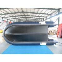 China 15 feet PVC or Hypalon zodiac inflatable boat for sale in V-shape wholesale