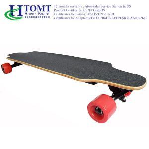 China Light Weight 2500rpm Remote Control Skateboard Bluetooth 70mm PU Wheel wholesale