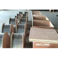 China Duplex Seamless Hydraulic Tubing S32205 Capillary String For Control Line wholesale